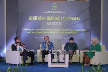 Musrenbang RKPD Kota Yogyakarta Tahun Anggaran 2020