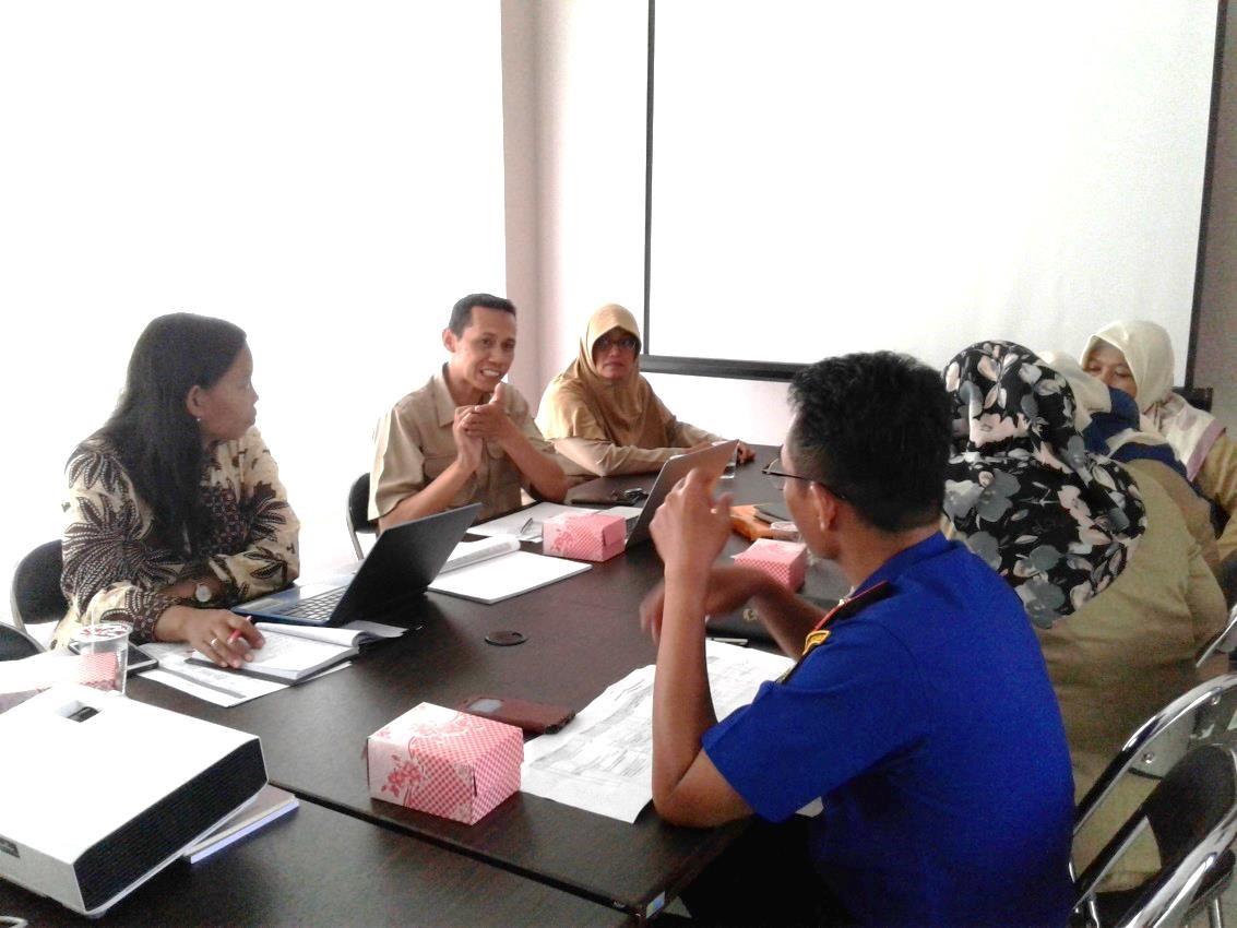 Desk Evaluasi Program Smart City  Pada Perangkat Daerah   Pemerintah Kota Yogyakarta