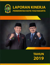 Laporan Kinerja Instansi Pemerintah (LKIP) Kota Yogyakarta Tahun 2019