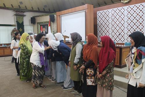 Pemenang Anugerah Penelitian Kota Yogyakarta