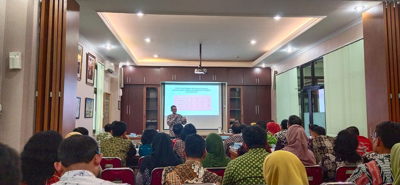 Focus Group Discussion (FGD) Evaluasi Hasil RKPD Tribulan IV Tahun 2019